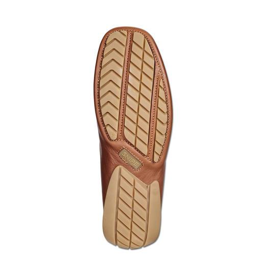 Waschbare Snipe®-Lederslipper, Herren Schuheputzen? Das übernimmt Ihre Waschmaschine. Waschbare Lederslipper von Spaniens Kultmarke Snipe®.