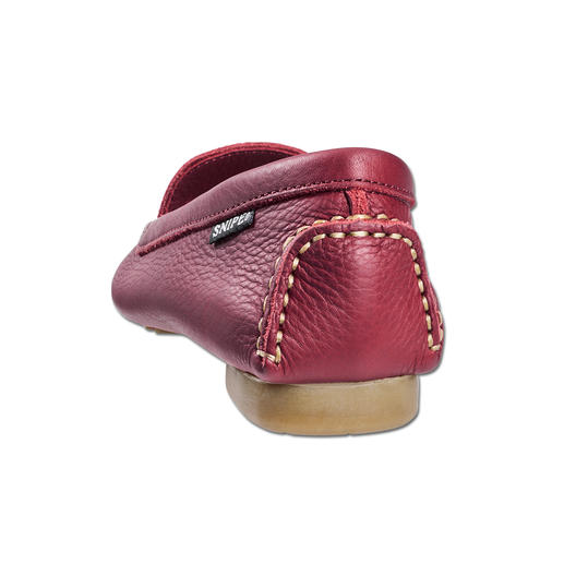 Waschbare Snipe®-Lederslipper Schuheputzen? Das übernimmt Ihre Waschmaschine. Waschbare Lederslipper von Spaniens Kultmarke Snipe®.