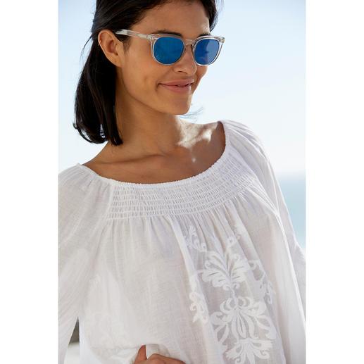 Ruby Yaya Hippie-Bluse oder Ethno-Palazzohose Edler Hippie-Ethno-Look vom internationalen Trend-Label Ruby Yaya. Und doch noch erschwinglich.