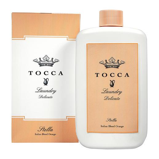 Tocca Feinwaschmittel oder Eau de Parfum Stella Jetzt duftet Ihre Kleidung genau wie Ihr Parfum.