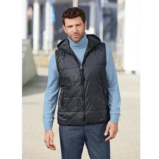 Aigle 3-in-1 Herren-Allwetterjacke Die eine Jacke für jedes Wetter. Wind- und wasserdichtes Softshell mit wärmender Primaloft®-Weste zum Auszippen.