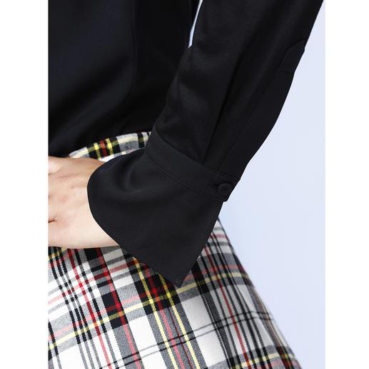 Strenesse Shirt-Bluse Elegant wie eine Bluse. Bequem wie ein Shirt.