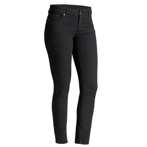 Strenesse Clean-Jeans Für Frauen, nicht für Girlies: die ruhige, elegante unter den modischen Skinny-Jeans.