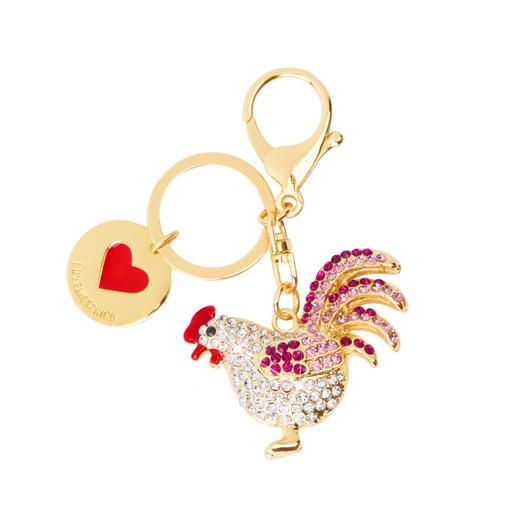 Love Moschino Charms Selten erzielen kleine Accessoires so grosse Wirkung wie die Charms von Love Moschino.