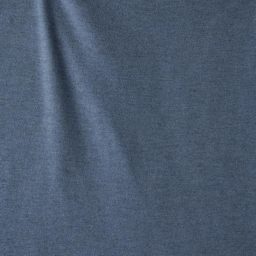 Alpaka-Pima-Shirt Das perfekte, winterwarme Basic-Shirt. Gelungene Komposition aus Pima-Cotton und Baby-Alpaka. Von Kero Design, Peru.