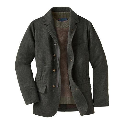 Hunting Jacket Die stilvolle Alternative zu Hightech-Funktionsjacken.