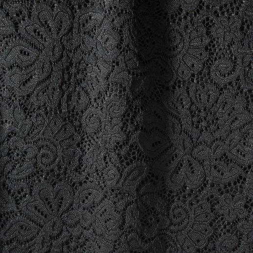 Rosemunde Copenhagen Spitzen-Stretchrock Elegante Spitze,  und doch bequem wie Homewear.