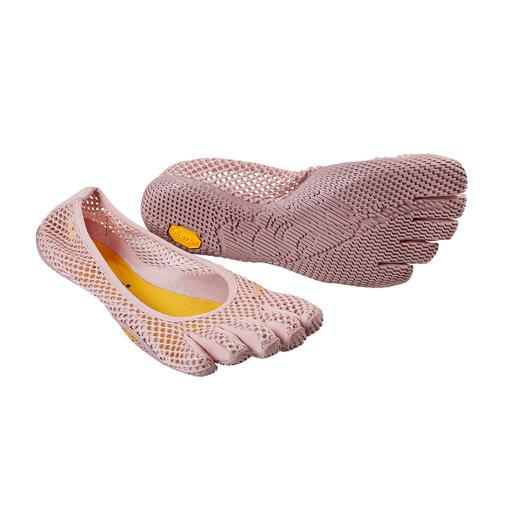 FiveFingers®-Schuhe, Rosé So gesund und entspannend wie Barfusslaufen, aber ohne Verletzungen und schmutzige Füsse. Ultraleicht und flexibel.