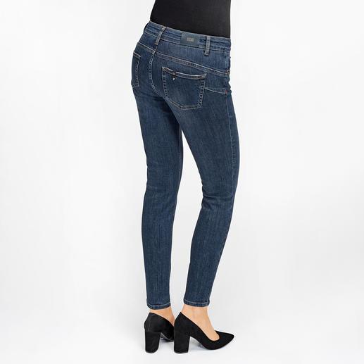 """Liu Jo Jeans Bottom up, Mittelblau Kaum eine Jeans lässt Ihren Po knackiger aussehen als die """"Bottom up"""" von Liu Jo Jeans, Italien."""
