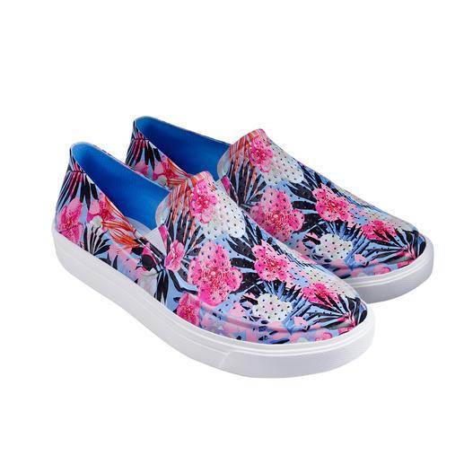 Crocs Slip-On, Damen Der Slip-On von Crocs™/USA: mit bewährtem Tragekomfort, aber noch leichter. Und noch trendiger.