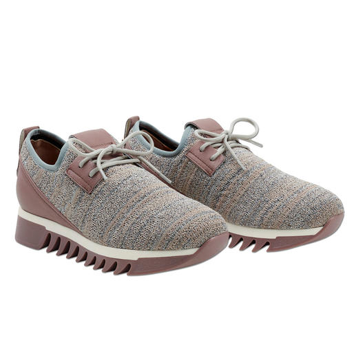 Alexander Smith Knit-Sneaker Premium-Sneakers mit High-Class-Design und -Qualität – zu einem sehr bezahlbaren Preis. Von Alexander Smith.