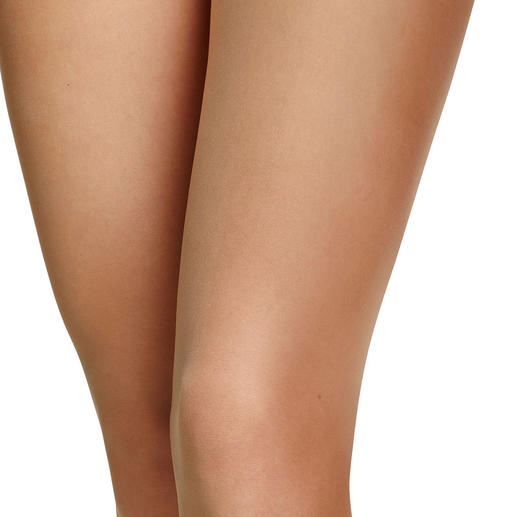 Item m6 Contouring-Strumpfhose Weltneuheit: die erste Shape- Strumpfhose mit Contouring-Effekt. Optisch schlankere Beine auf ganzer Länge.