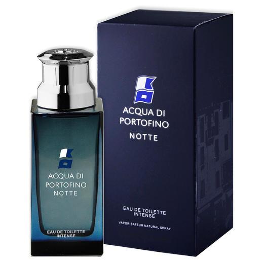 """Acqua di Portofino """"Notte"""" Herrenduft, Eau de Toilette Intense Herrenduft """"Notte"""" von Acqua di Portofino: Komponiert vom Star-Parfumeur. Selten. Dennoch erfreulich erschwinglich."""