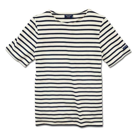 Das original Bretagne-Shirt. Das original Bretagne-Shirt. Fischer-Tradition seit dem 19. Jahrhundert. Von Saint James/Frankreich.