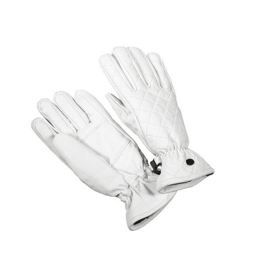 Handschuhe, Weiss