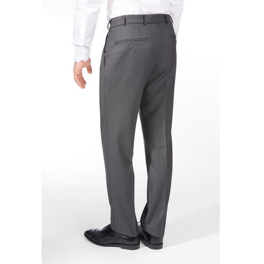 Hoal Modern-Business-Hose Die moderne Business-Hose: Korrekter Look. Modischer Touch.