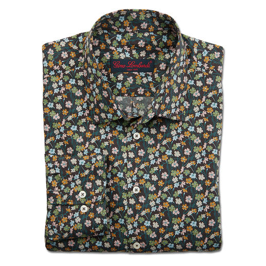 Liberty™ Tana-Lawn-Hemd Das florale Gentleman-Hemd: Bei allen anderen Trend. Bei Liberty™ Tradition seit über 140 Jahren.