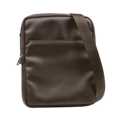 Lacoste Crossover-Bag Lange gesucht: die kleine Crossover-Bag im zeitgemässen Look.
