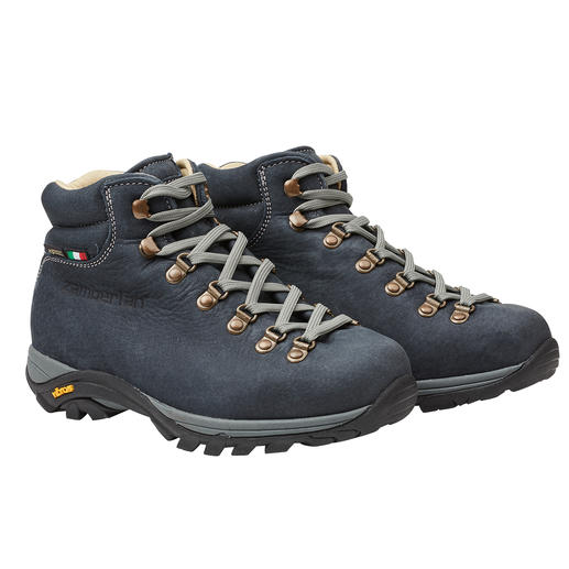 Zamberlan® Damen-Wanderstiefel Gut 300 Gramm leichter als andere Leder-Wanderschuhe. Und dank Gore-Tex® permanent wasserdicht.