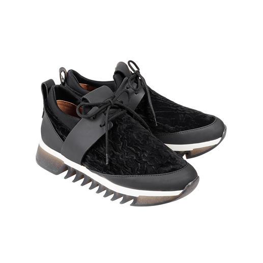 Alexander Smith Samt-Sneaker Premium-Sneakers mit High-Class-Design und -Qualität – zu einem sehr bezahlbaren Preis.