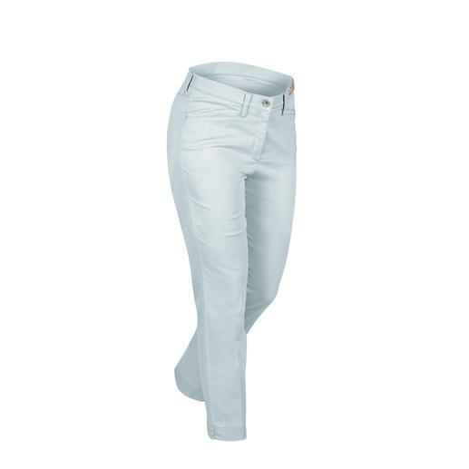 RAPHAELA-BY-BRAX Zauberbund-Hose, Bleu Ihre wohl bequemste Hose: Die Zauberbund-Hose von RAPHAELA-BY-BRAX.