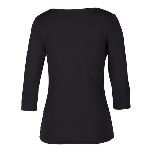 Shirt , Schwarz