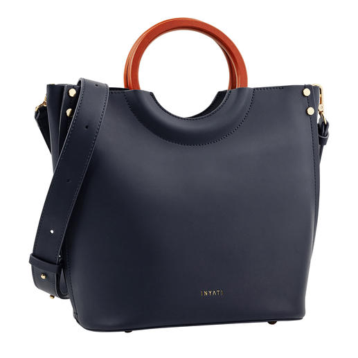 "Inyati Top-Handle-Bag Die elegante, puristische Handtasche von Inyati, dem deutschen ""Label to watch""."