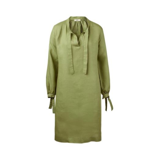 Soft-Leinen-Kleid Urtypischer Leinen-Look – aber mit überraschend softem Griff und fliessendem Fall.