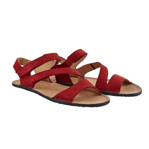 Sole Runner® Ultraleicht-Sandale Die Sandale mit Barfuss-Feeling - fernab vom sportlichen Wander-Look.