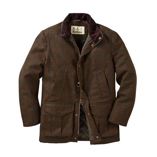 Barbour Hunting Jacket 2.0 - Ein Gentleman-Klassiker auf dem neuesten Stand: das Hunting Jacket aus wasserdichtem Tweed.