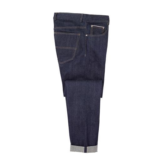 Japan-Selvedge-Jeans Nur 1 % des weltweit produzierten Denims kommt aus Japan. Doch wahre Kenner suchen danach.