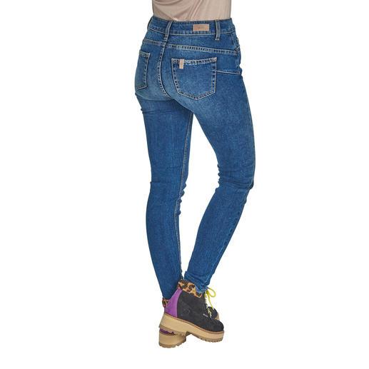 "Liu Jo Bottom up Jeans ""Better Denim"" Der bewährte Liu Jo Knack-Po-Effekt – erstmals aus ökologisch nachhaltigem Denim."