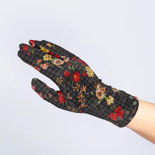 Ixli-Handschuhe Fröhlich bunt statt langweilig uni.