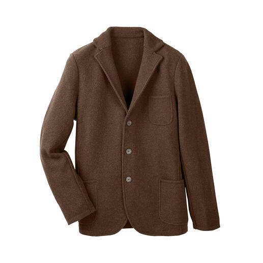 Einen weicheren, besseren Woll-Blazer werden Sie kaum finden. Einen weicheren, besseren Woll-Blazer werden Sie kaum finden.