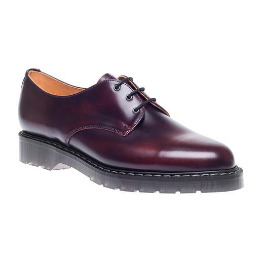 Der original Postman Shoe aus England. Der original Postman Shoe aus England. Seit 1881 handgefertigt in Wollaston, Northamptonshire.