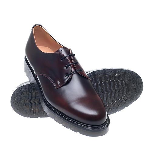 Der original Postman Shoe aus England. Seit 1881 handgefertigt in Wollaston, Northamptonshire.
