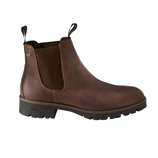 Dubarry Waterproof Chelsea-Boot Der permanent wasserdichte Chelsea-Boot aus echtem Leder.