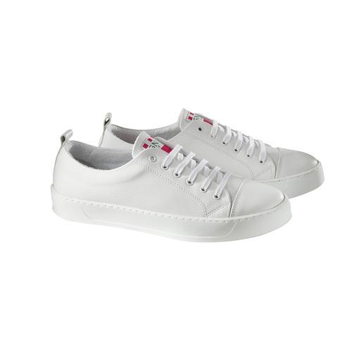 Snipe® Waschbarer Ledersneaker Immer picobello: Der waschbare Ledersneaker von Spaniens Kultmarke Snipe®.
