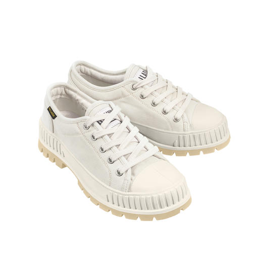 Palladium Bulky-Sneakers Pallashock In den 90ern Kult – heute wieder Top-Trend: Bulky-Form. Low-Cut-Schaft. Canvas.