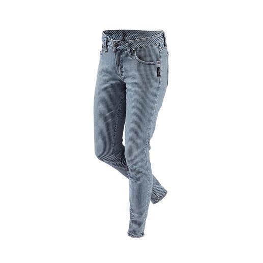 Silver Skinny-Streifenjeans Die original Silver Jeans aus Kanada: Perfekter Sitz. Unverwechselbarer Stil.