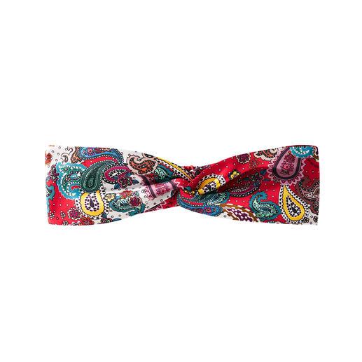 Roeckl Seiden-Stirnband Sommer-Must-have Stirnband: herrlich kühl, leicht und knitterarm dank reiner Seide.