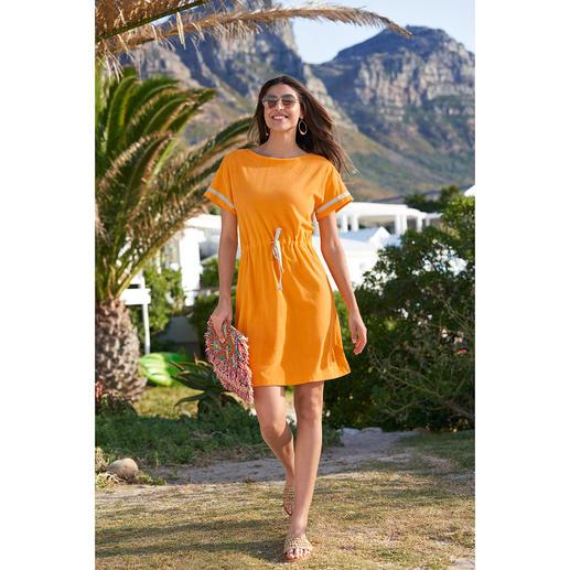Pluto Feinfrottier-Kleid Das elegante Feinfrottier-Kleid für Strand, Spa, Sofa, ... Unglaublich vielseitig und herrlich bequem.
