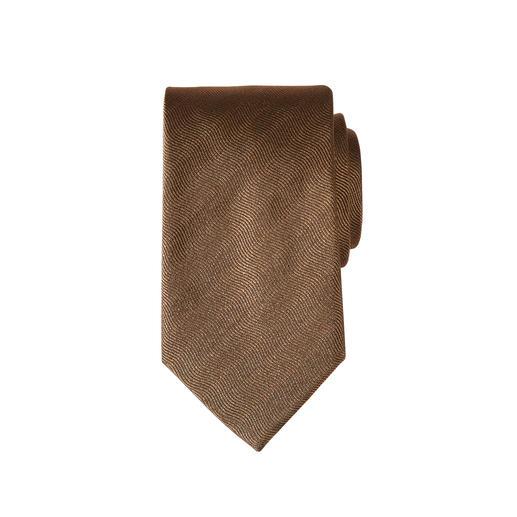 alpi Uni-Wellen-Krawatte Peppiger als andere Uni-Krawatten. Und unempfindlicher.