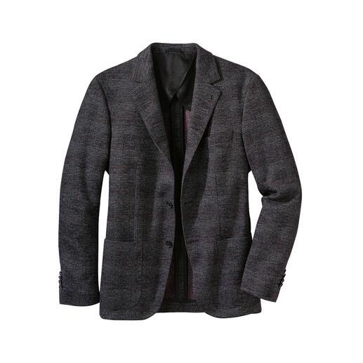 Karl Lagerfeld Jersey-Sakko Komfortabel und doch korrekt: Karl Lagerfeld macht das Jersey-Sakko Business-tauglich.