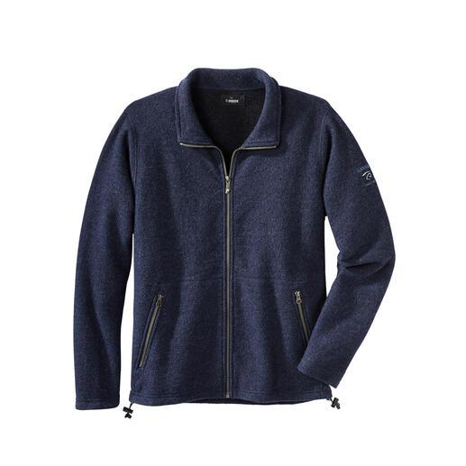 Herren-Tencel®-Walkjacke Ihre wohl bequemste Outdoor-Jacke: Absolut wetterfest. Und doch aus reiner Naturfaser.