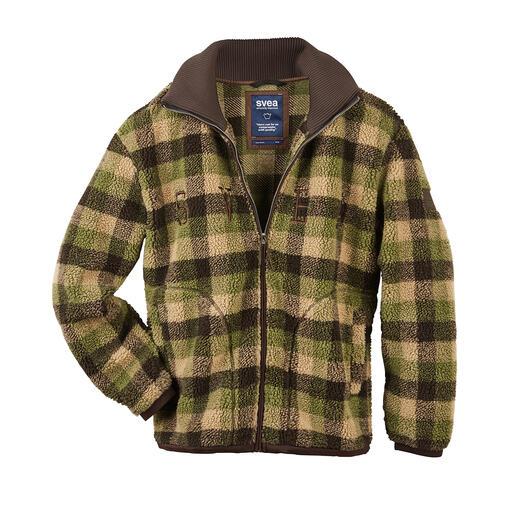 Die Teddy-Fleece-Jacken von Svea, Schweden: gewohnt flauschig - aber aussergewöhnlich stylish. Moderne Schnitte. Aktuelle Farben. Für Damen und Herren.
