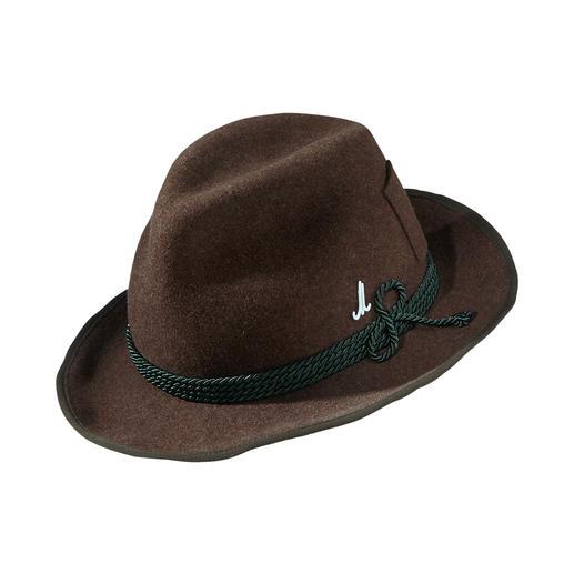 Mühlbauer Filz-Traveller Der elegante, vielseitige Hut für jeden Tag. Handgefertigt in Österreich für Sie und Ihn. Von Mühlbauer.