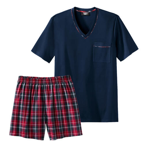 Lieblings-Pyjama No. 32 Ihr Lieblings-Pyjama zum kleinen Preis.
