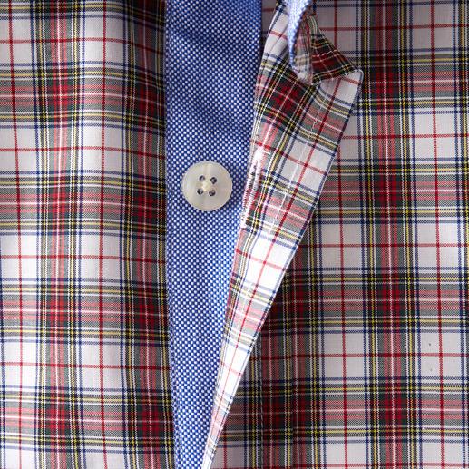 Stewart Dress (Rot/Weiss)