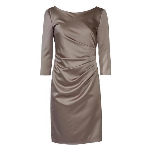 Das Shift-Kleid der deutschen Modemarke Swing. Blickfang. Figurschmeichler. Und Feel-Good-Garant für viele Anlässe.